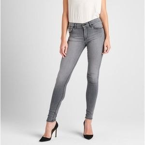 Hudson Jeans Midrise Nico Super Skinny Jeans.